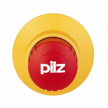 Pilz emergency stop buttons