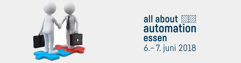 all about automation Essen 2018 aaa