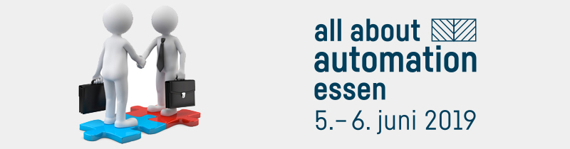 all about automation Essen 2019 aaa